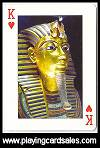 Art of Ancient Egypt playing cards by Piatnik for Bird Playing Cards, 2008 - Cat Ref 14603
