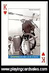 America's Cup playing cards by Piatnik for Bird Playing Cards, 2008 - Cat Ref 14604