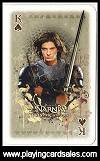 Narnia - Prince Caspian playing cards by Piatnik - Cat Ref 14614