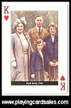 Battle of Britain and the Blitz playing cards by Piatnik for Nicky Bird Design, 2010 - Cat Ref 14662
