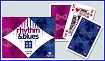 Rhythm & Blues (double pack only*) (Piatnik 2602) by Piatnik - Cat Ref 14672