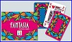 Fantasia (double pack only*) (Piatnik 2605) by Piatnik - Cat Ref 14673