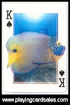 Jeu de cartes 3D - les Poissons by France Cartes - Cat Ref 14676