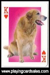 Jeu de cartes 3D - les Chiens by France Cartes - Cat Ref 14678
