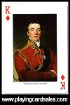 Waterloo 200  -  1815-2015 by Piatnik for Bird Playing Cards, 2010 - Cat Ref 14686