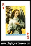 Angels playing cards by Piatnik for Bird Playing Cards, 2011 - Cat Ref 14716