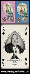 Worshipful Company of Makers of Playing Cards 1984 by WCMPC - Cat Ref 19840