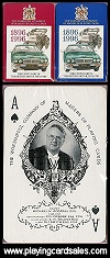 Worshipful Company of Makers of Playing Cards 1996 by WCMPC - Cat Ref 19960