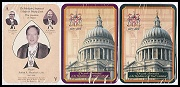 Worshipful Company of Makers of Playing Cards 2007 by WCMPC - Cat Ref 14475